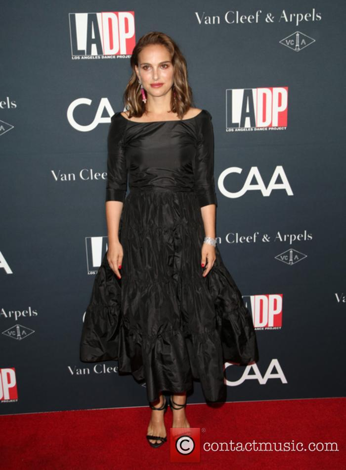 Natalie Portman at the LA Dance Projects Annual Gala