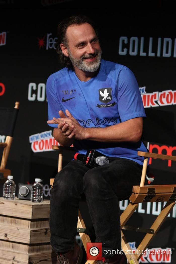 Andrew Lincoln's time on 'The Walking Dead' is coming to an end