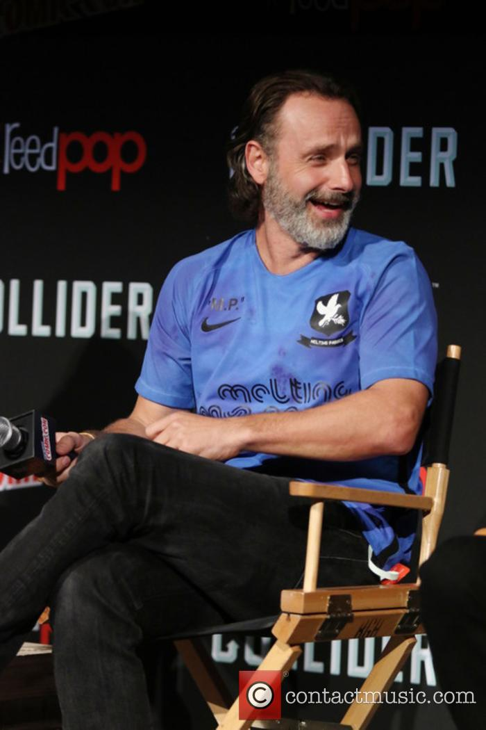 Andrew Lincoln can see himself in the 'Star Wars' universe