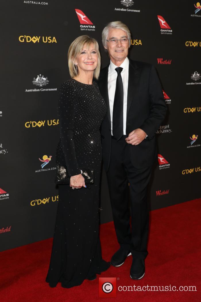 Olivia Newton-john and John Easterling 5