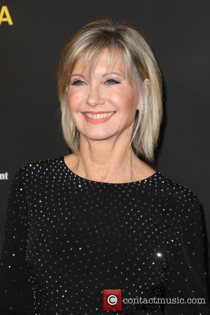 Olivia Newton-John at Gday USA