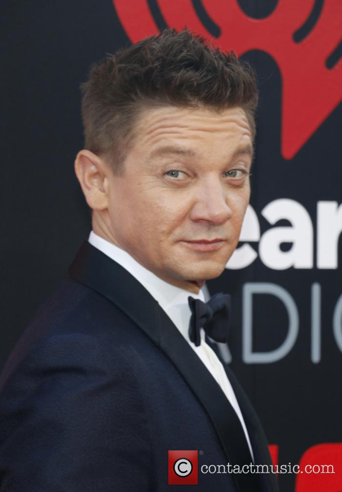 Jeremy Renner stars in new comedy 'Tag'