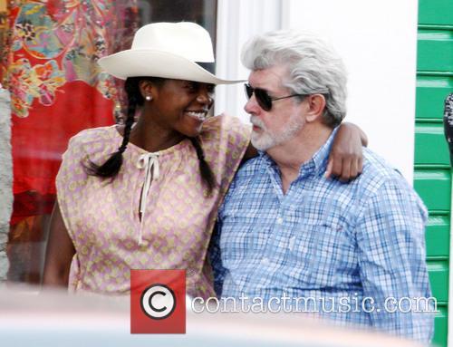 FILE PHOTO Star Wars creator George Lucas is...