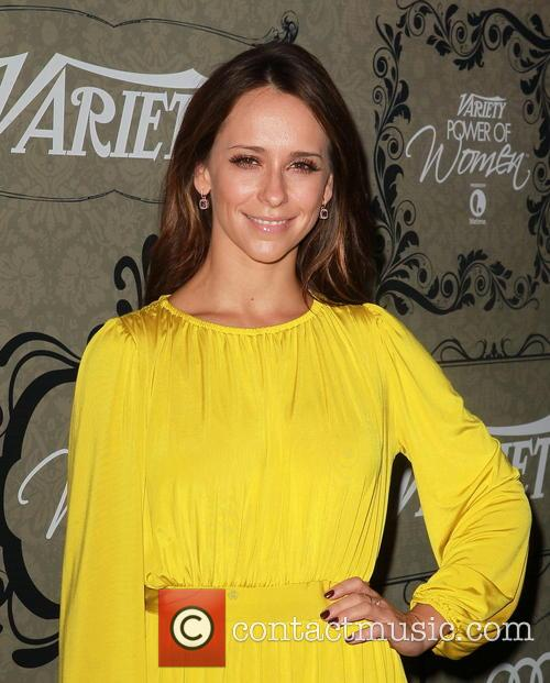 file photos* Actress Jennifer Love Hewitt is expecting...