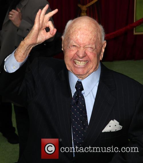 FILE PHOTO** MICKEY ROONEY DIES AT 93 Hollywood...
