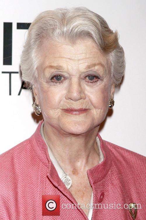 *****FILE PHOTO*** ANGELA LANSBURY MADE A DAME IN...