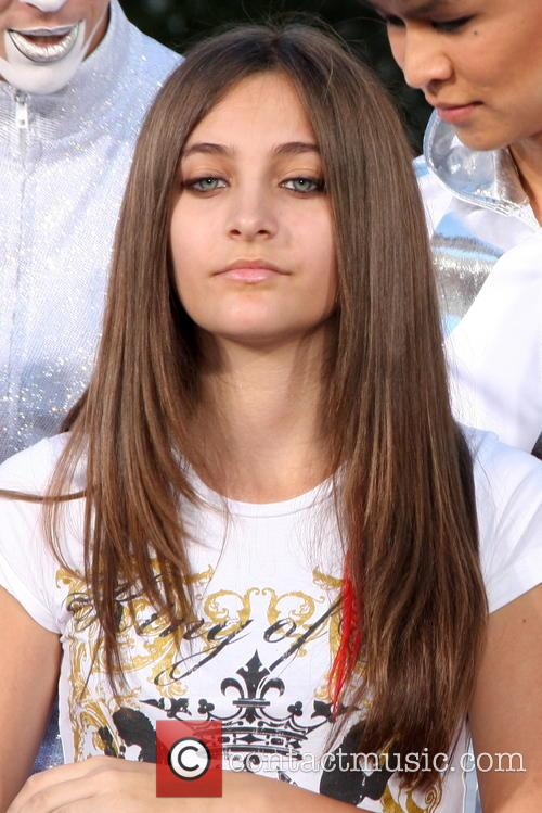 File Photos* * Paris Jackson hospitalised after apparent...