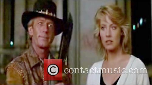 File Photo** Paul Hogan's Crocodile Dundee romance appears...