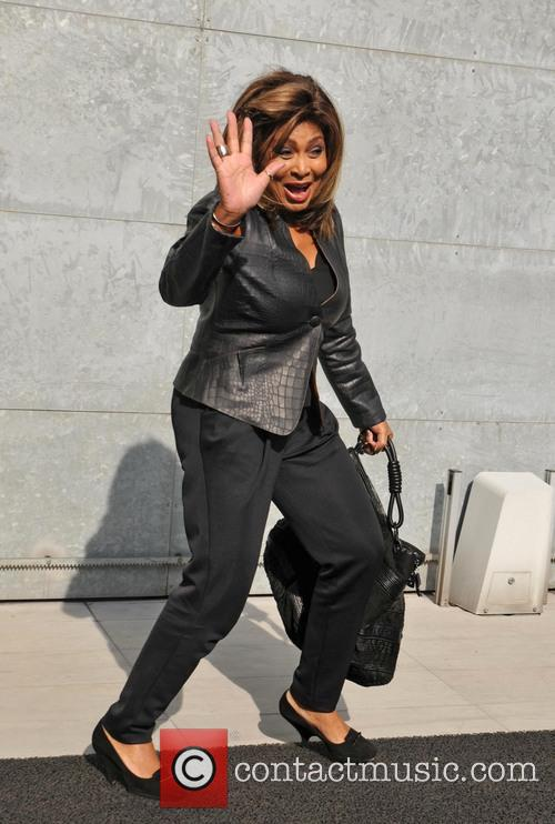 FILE PHOTO** Singer Tina Turner is a married...