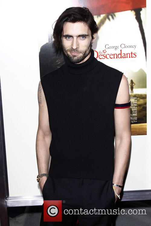 FILE PHOTO*** ALL-AMERICAN REJECTS frontman TYSON RITTER is...