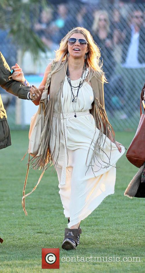 Fergie aka Stacey Ferguson and friends Celebrities at...