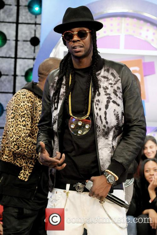 File Photo**  * RAPPER 2 CHAINZ ARRESTED...