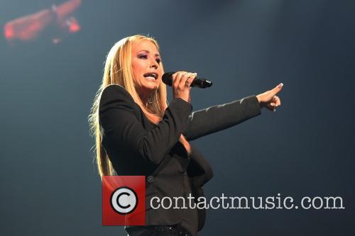 File Photo Singer Anastacia has cancelled her European...