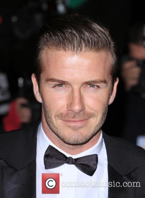File Photo David Beckham is planning to start...