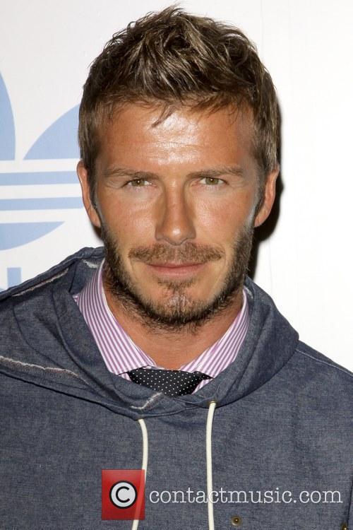 File Photo David Beckham is planning to start...