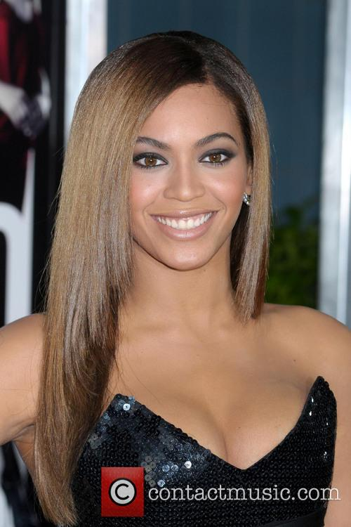 Beyoncé Knowles The Cinema Society and MCM screening...