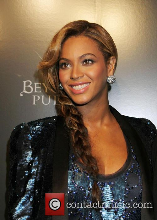 Beyonce at the Beyonce Pulse fragrance launch at...