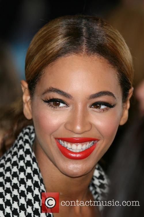 Beyonce Knowles Barclays Center at Atlantic Yards Groundbreaking...