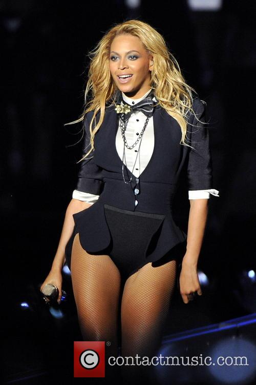 Beyonce Knowles during