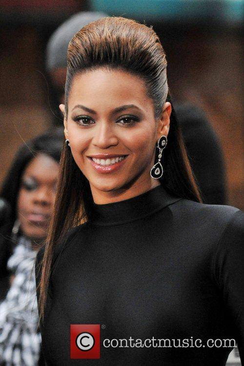 Beyonce Knowles, Today Show's Concert Series and Rockefeller Plaza 1