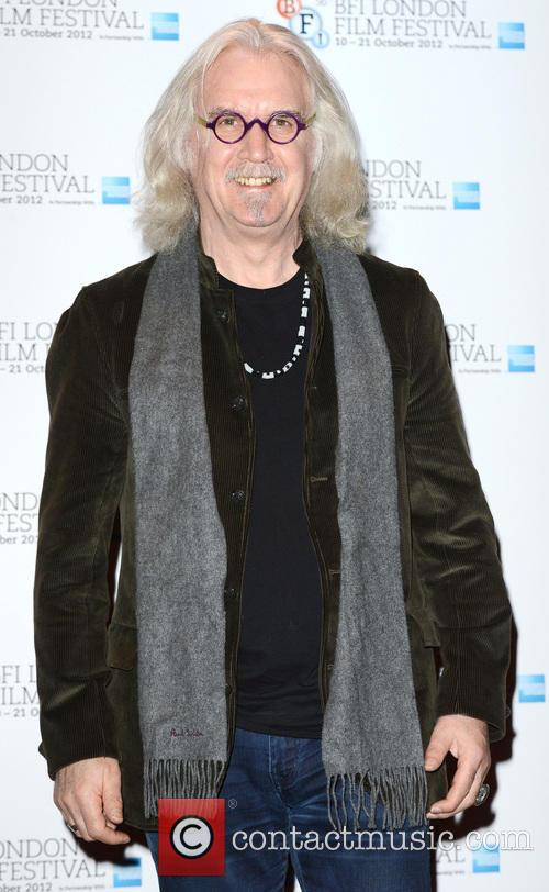 File Photo* * BILLY CONNOLLY HAS PROSTATE CANCER...