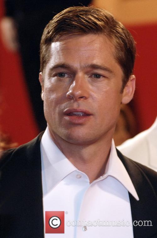 File Photos* Brad Pitt celebrates his 50th Birthday...