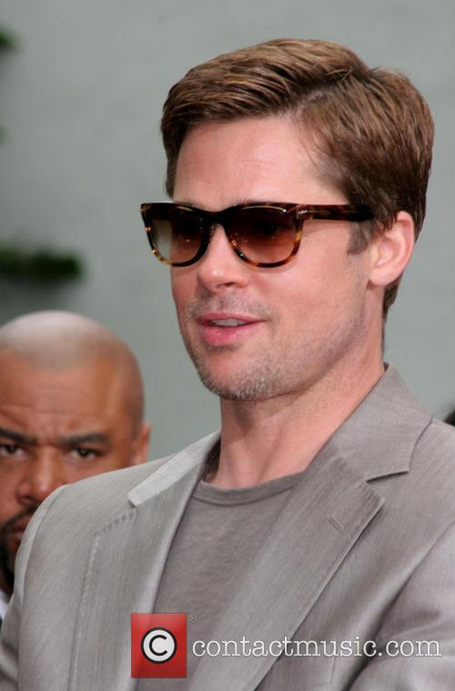 File Photos* Brad Pitt celebrates his 50th Birthday...