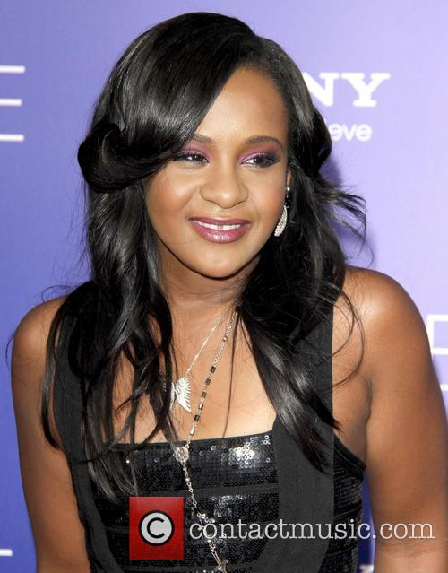 File Photo* Whitney Houston's daughter Bobbi Kristina Brown...