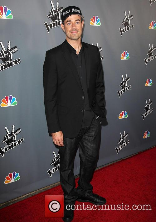 File Photo**  * CARSON DALY ENGAGED -...