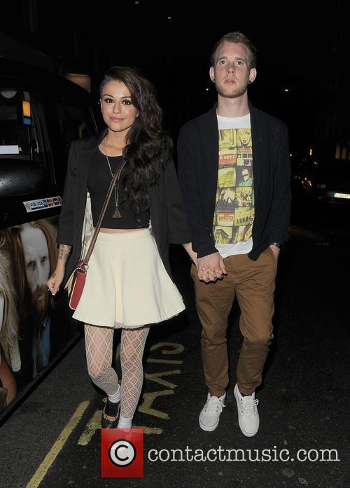 File Photo** * CHER LLOYD TIES THE KNOT...
