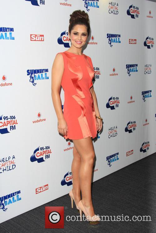File Photo British pop star CHERYL COLE has...