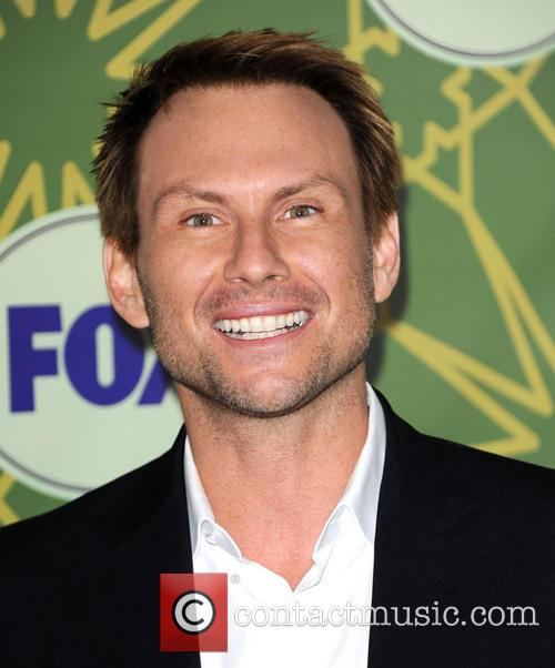 File Photos Actor Christian Slater is engaged....