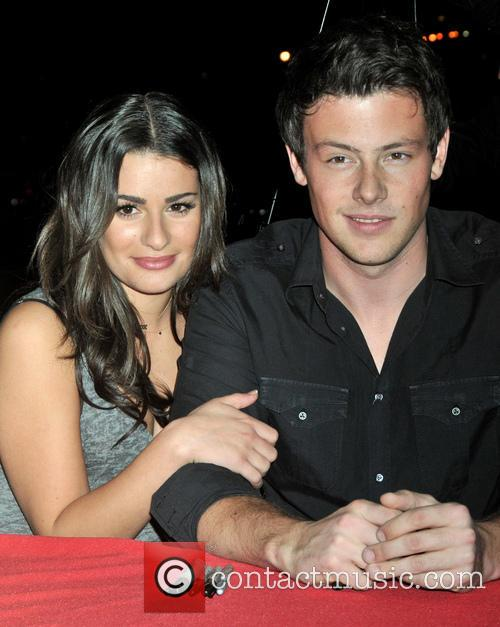 File Photo Glee star Cory Monteith has been...