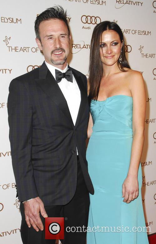 File Photos** * DAVID ARQUETTE'S GIRLFRIEND PREGNANT -...