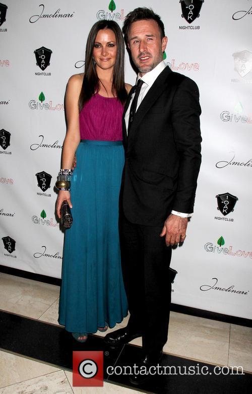 File Photos** * DAVID ARQUETTE'S GIRLFRIEND PREGNANT -...