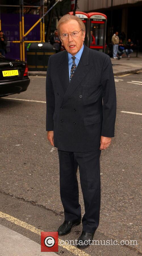 File Photos*** Veteran broadcaster Sir David Frost has...