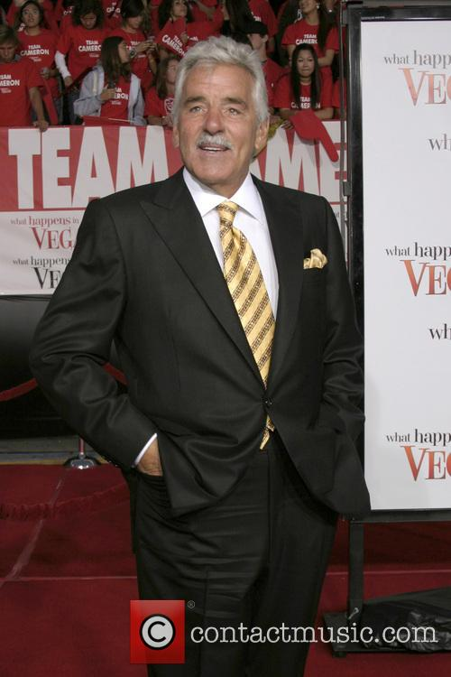 Dennis Farina Los Angeles premiere of 'What Happens...