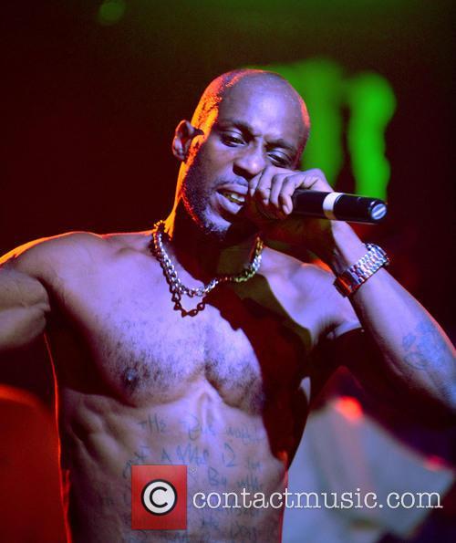 File Photo**  * DMX ARRESTED Rapper DMX...