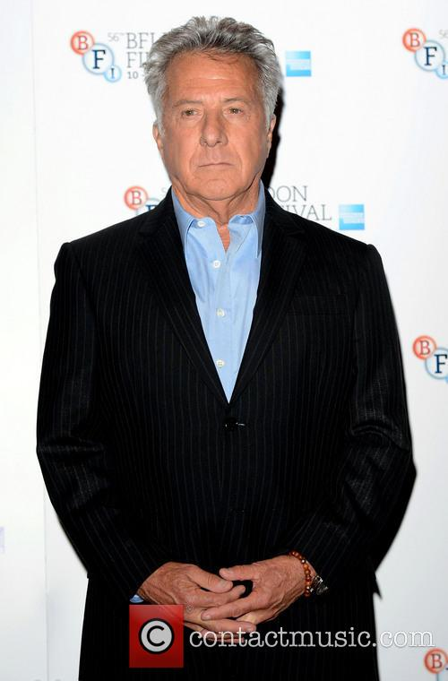 File Photos** * DUSTIN HOFFMAN TREATED FOR CANCER...