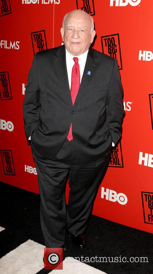 File Photos Actor Ed Asner was rushed to...