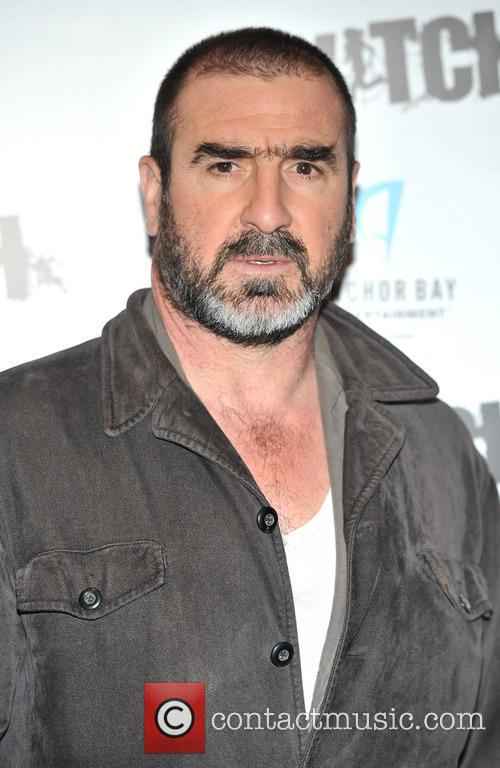 File Photo Former Manchester United player Eric Cantona...