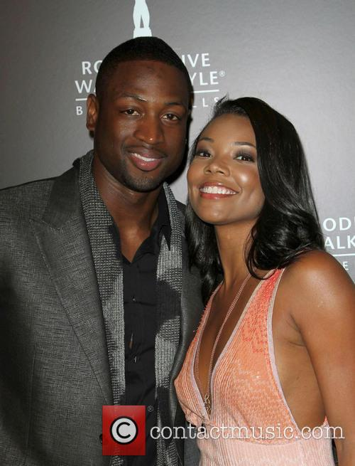 File Photo** * GABRIELLE UNION ENGAGED TO DWYANE...
