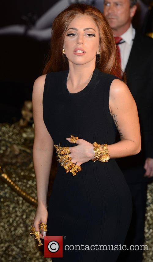 File Photo *Lady Gaga Hospitalised for hip surgery...