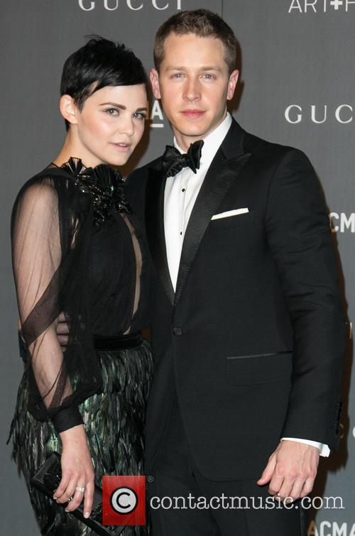 File Photo** * GINNIFER GOODWIN MARRIES JOSH DALLAS...