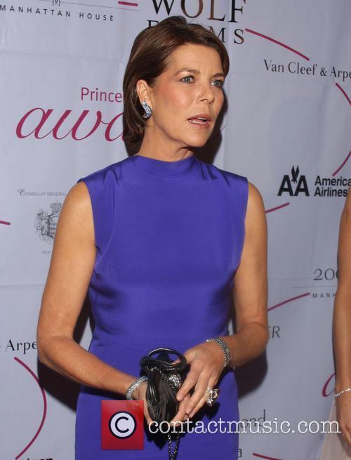 Grace Kelly's daughter, Princess Caroline of Monaco, has...