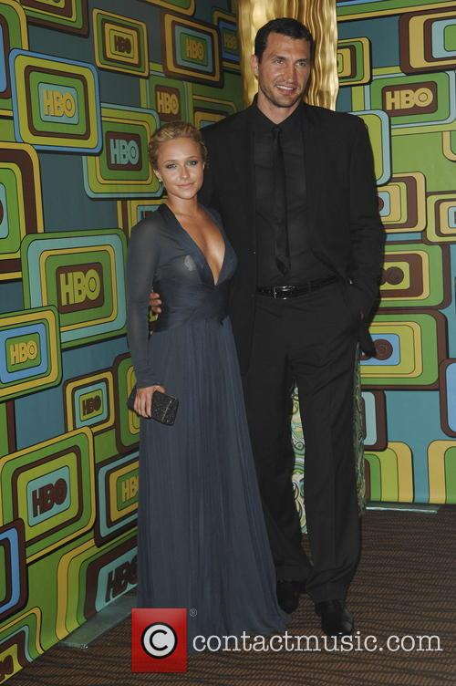 File Photo** * HAYDEN PANETTIERE CONFIRMS ENGAGEMENT Actress...