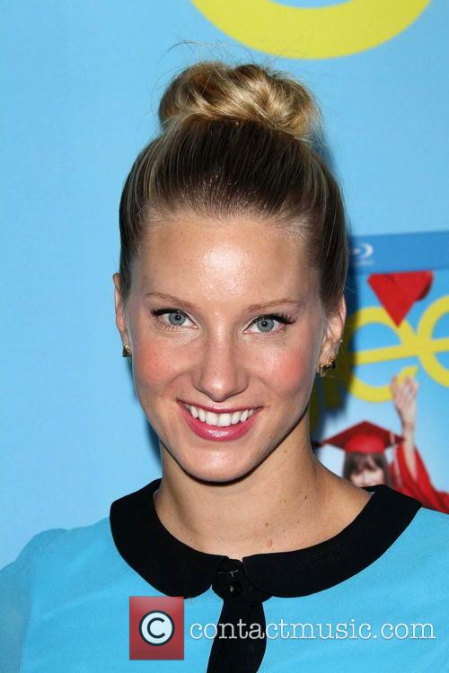 File Photo** * HEATHER MORRIS GIVES BIRTH TO...