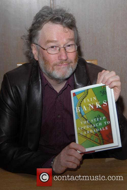*** AUTHOR IAIN BANKS LOSES BATTLE WITH CANCER...