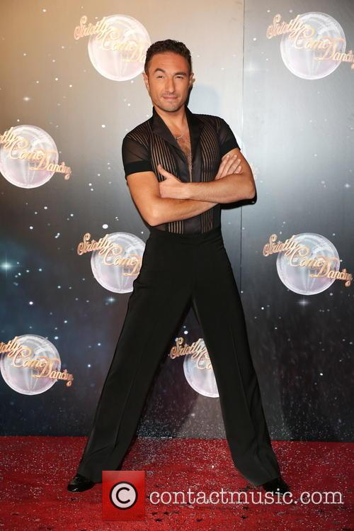 File Photos**  Strictly Come Dancing star Vincent...