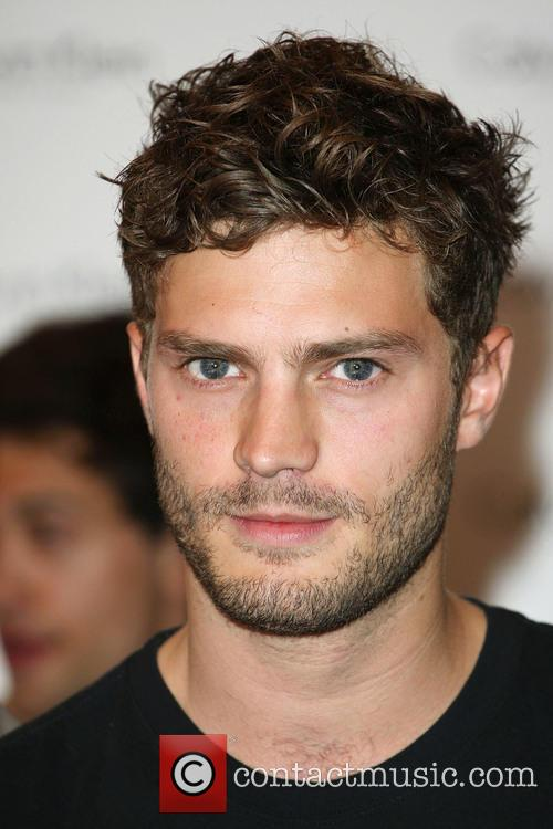 File Photo * JAMIE DORNAN REPLACES CHARLIE HUNNAM...